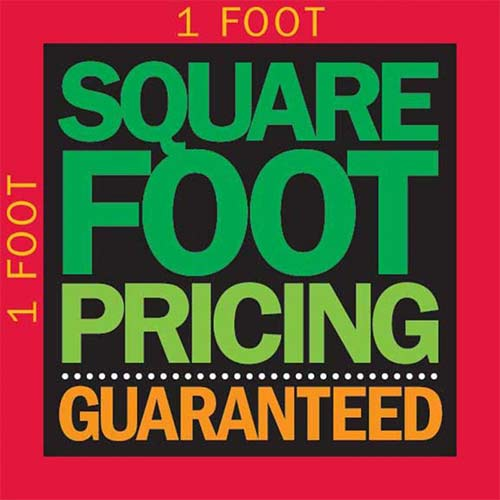 Square Foot Pricing Logo